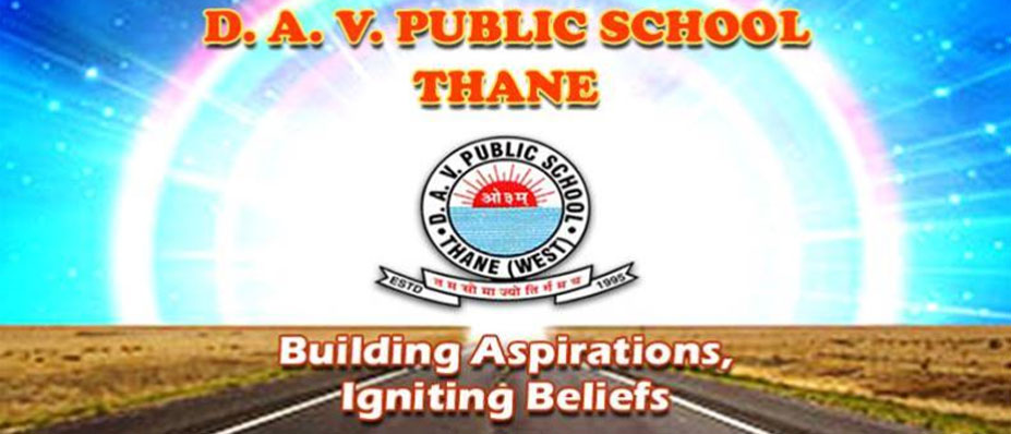 DAV Public School - CBSE School in Thane Ghodbunder Road
