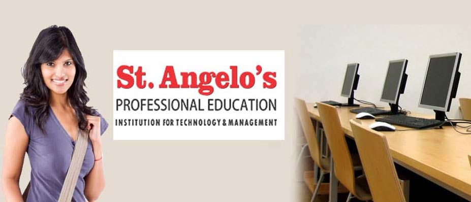 St. Angelo's Professional Education | Computer Courses in Thane