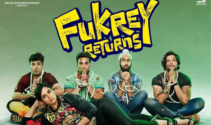 Movie Review - Fukrey Returns