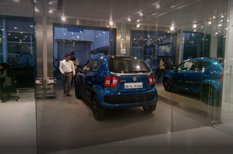 Maruti Suzuki NEXA Showroom in Thane Majiwada - Autovista