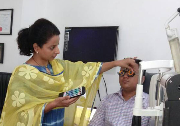 Eye Specialist in Thane