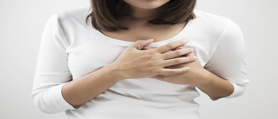 Women cancer hospital in thane | Breast Pain